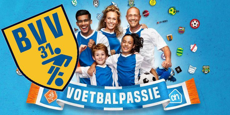 Voetbalpassie: Sparen voor BVV'31